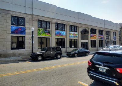 The Gordon Building, August 2020, Noblesville, Indiana | For Leasing Info Call (317) 508-7593