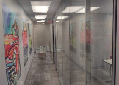 The Gordon Building, 2nd Floor Offices   For Leasing Info Call (317) 508-7593